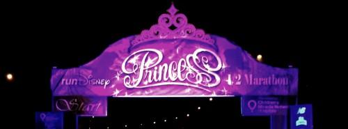 princess half