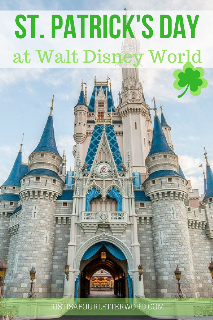 Tips for St  Patrick's Day at Walt Disney World Resort in 2019