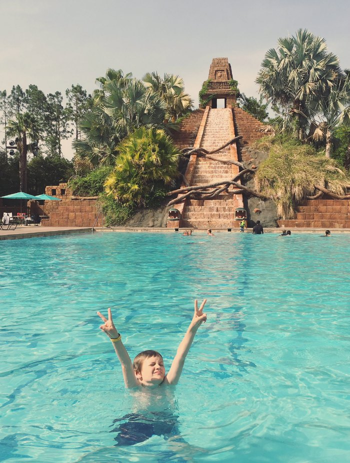 Coronado Springs Resort Pool