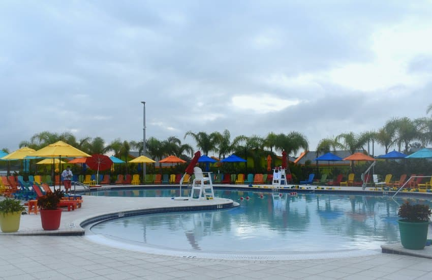 LEGOLAND Beach Retreat Pool