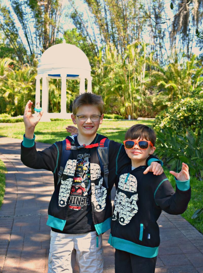 Cypress Gardens Boys
