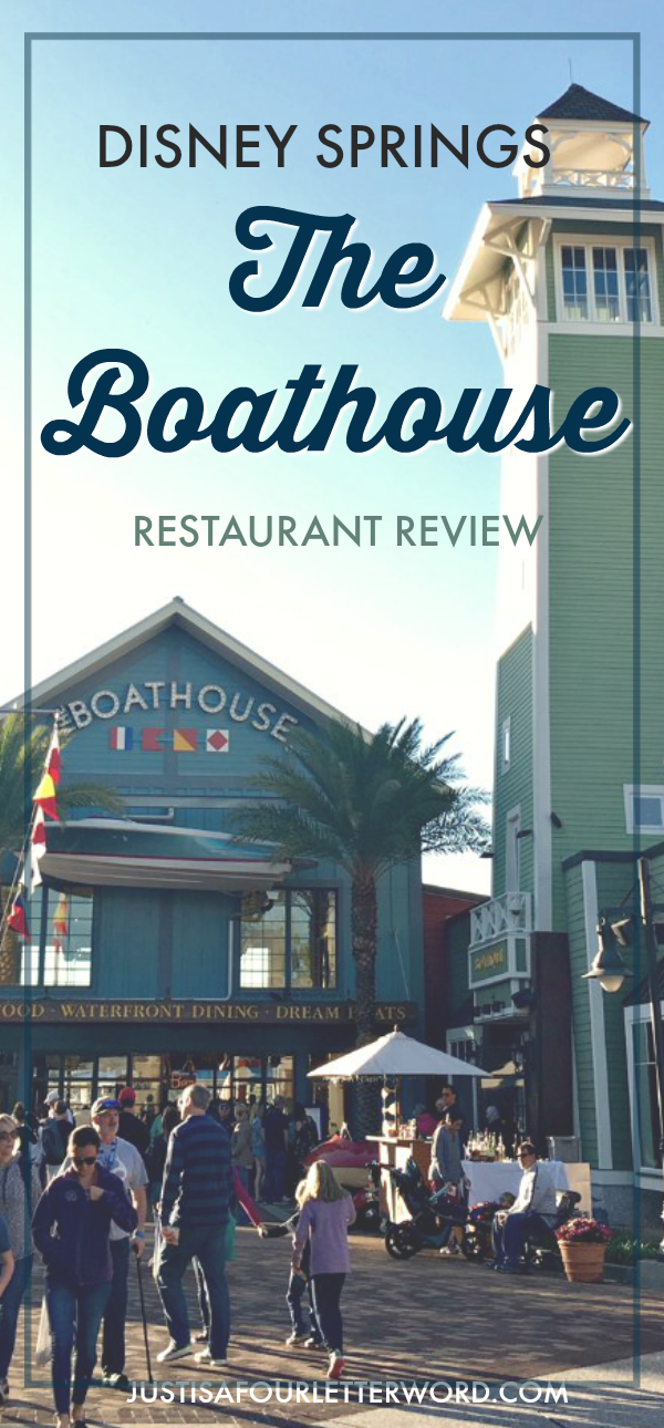 While planning your next visit to Disney Springs The Boathouse is a great restaurant to consider. And yes, you can bring the kids! After our visit, I have a few tips for enjoying a beautiful Florida day with some delicious food and drinks. Not to mention those special Walt Disney World details we have come to know and love!