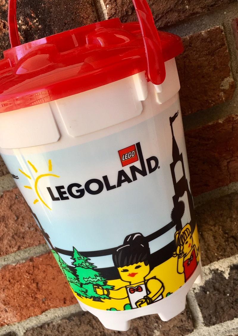 Legoland popcorn bucket