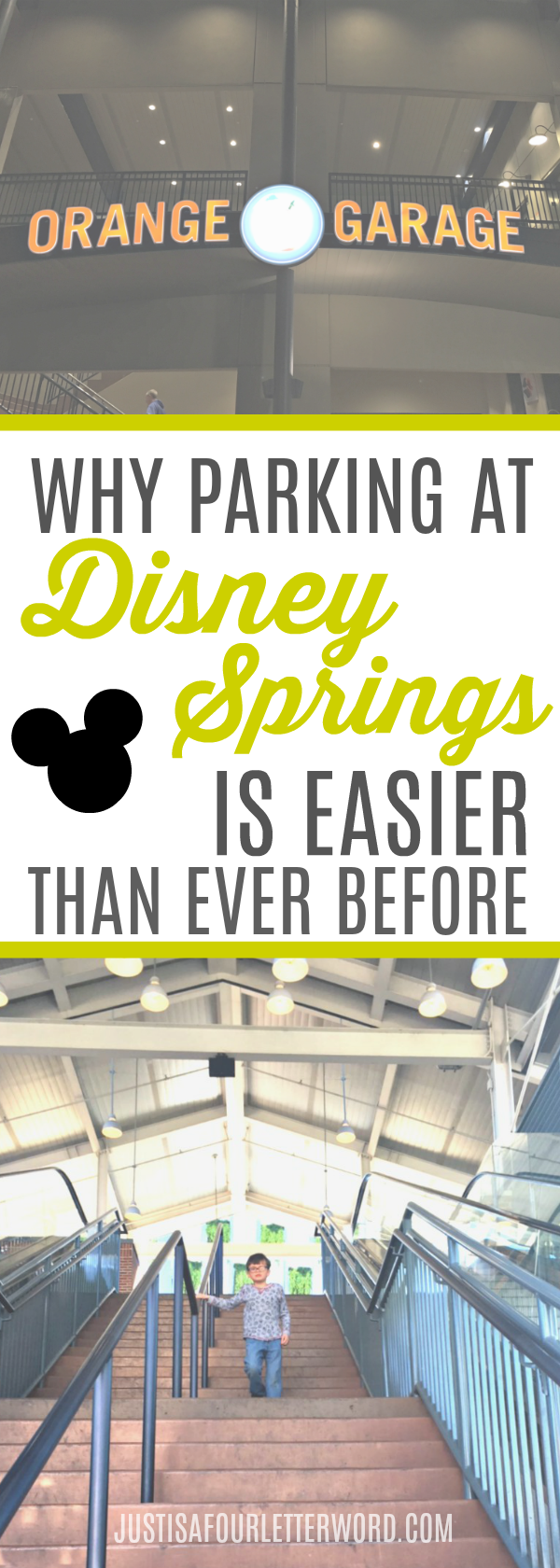 Why Parking at Disney Springs is easier than ever before