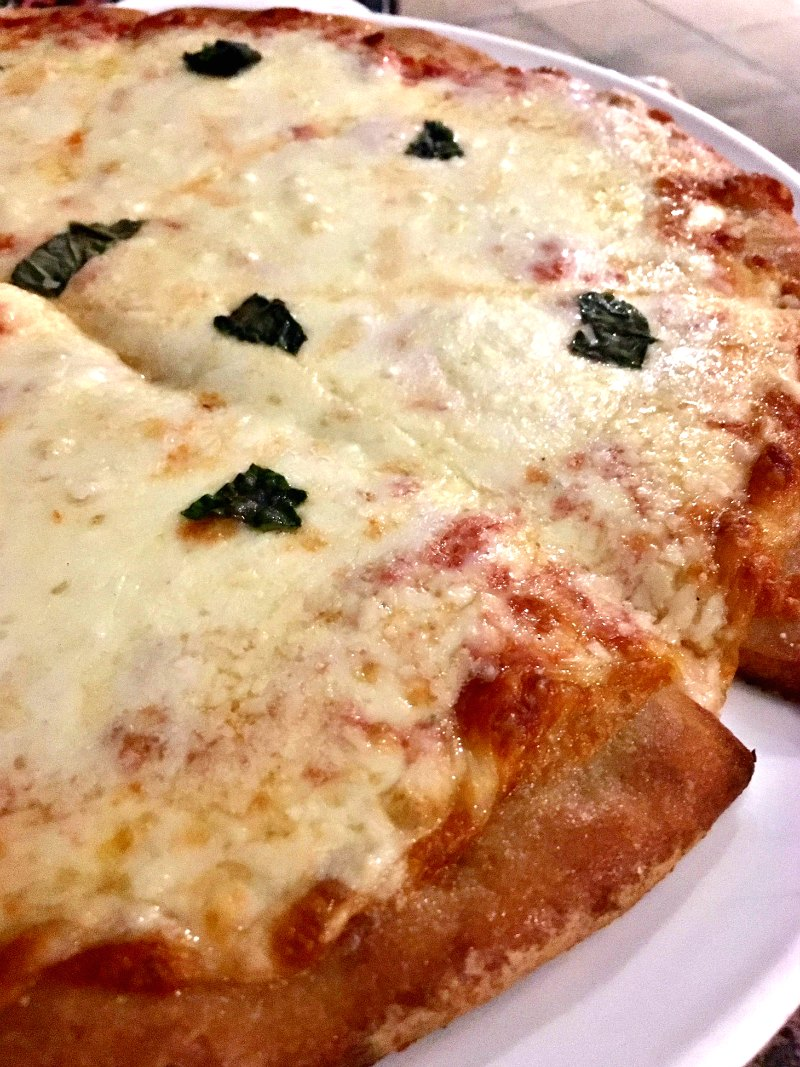 Bonnet Creek Margarita Pizza