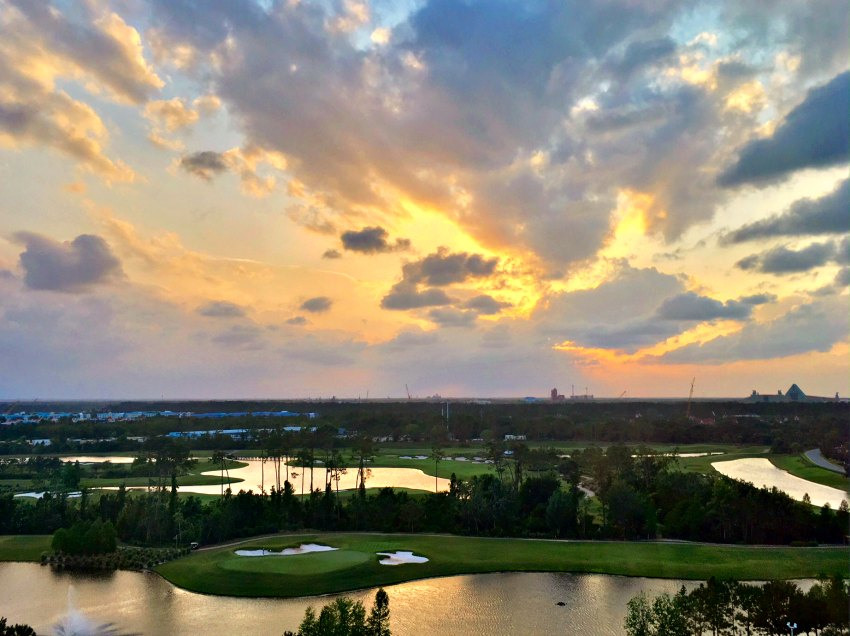 Hilton Orlando Bonnet Creek View
