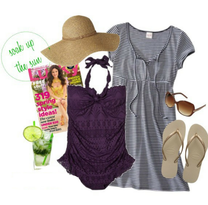 What to Wear to the Pool at Disney