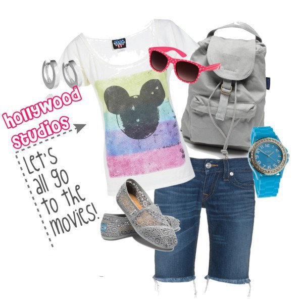 What to wear to Hollywood Studios outfit ideas