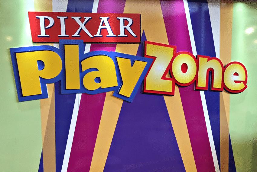 Pixar Play Zone 4th Floor Contemporary Resort
