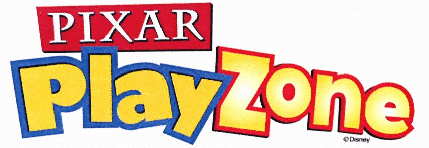 Pixar Play Zone Walt Disney World