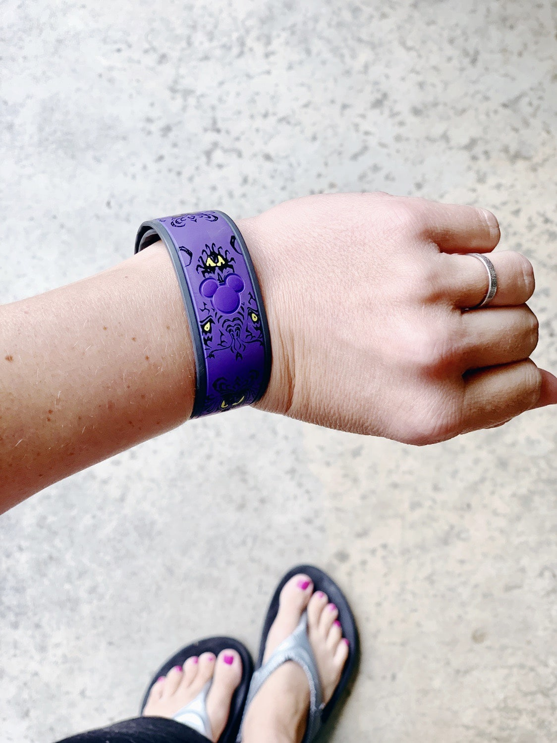 haunted mansion magic band