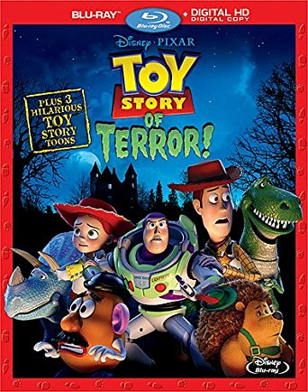 toy story of terror disney halloween movie