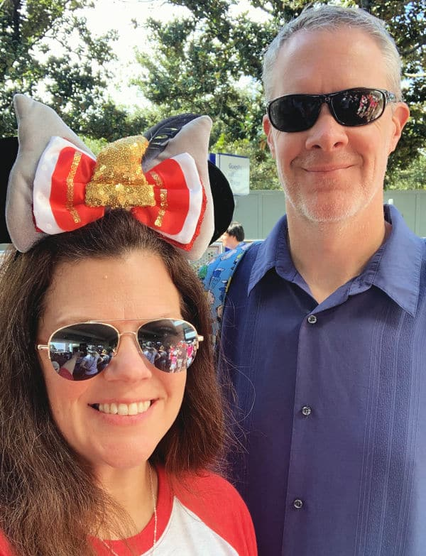 Dumbo Ears at WDW