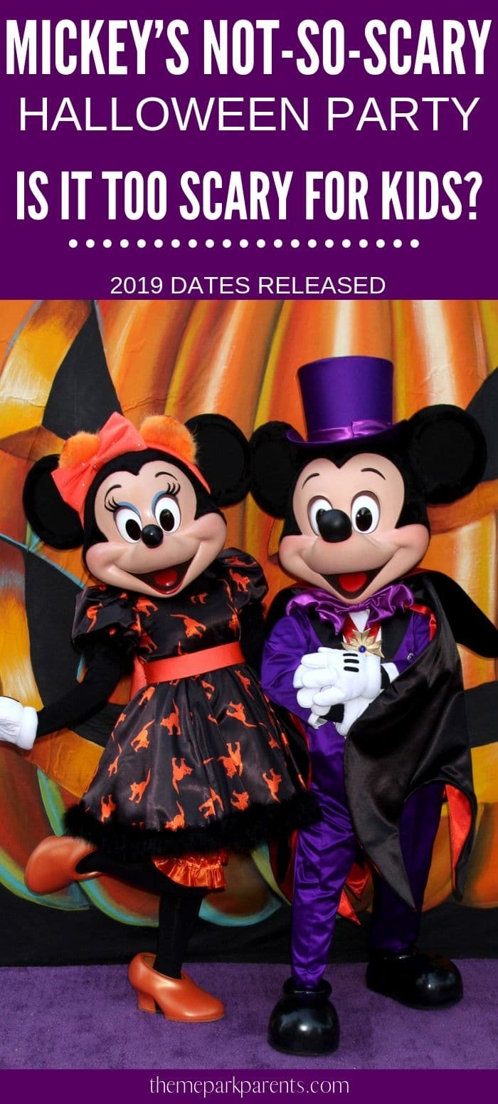 IS MICKEY'S NOT-SO-SCARY HALLOWEEN PARTY TOO SCARY FOR KIDS_long