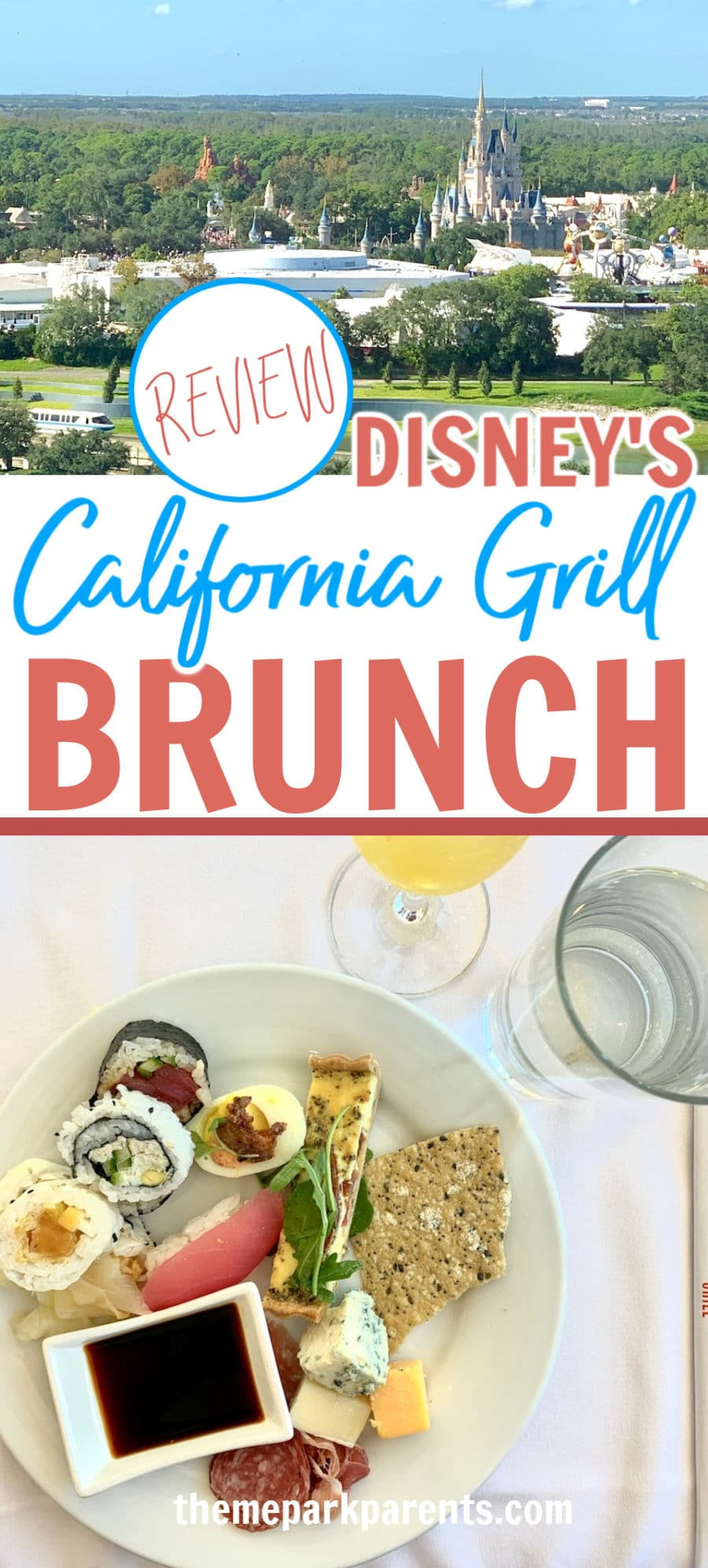 California Grill Brunch at the Top Review