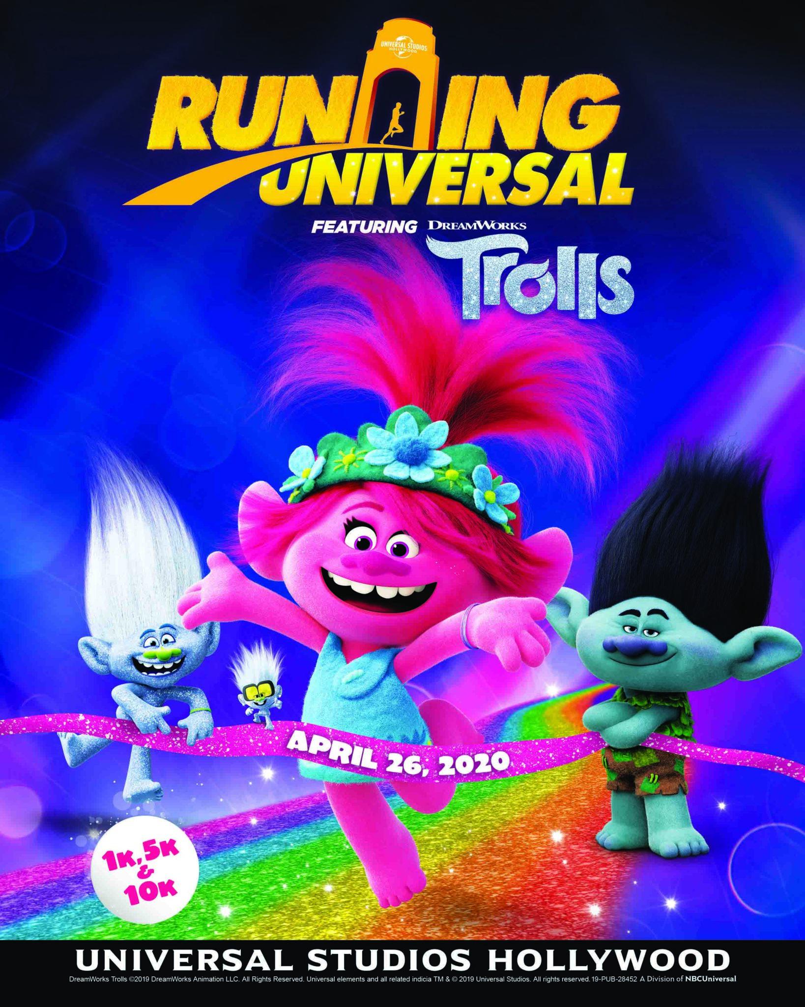 running universal trolls