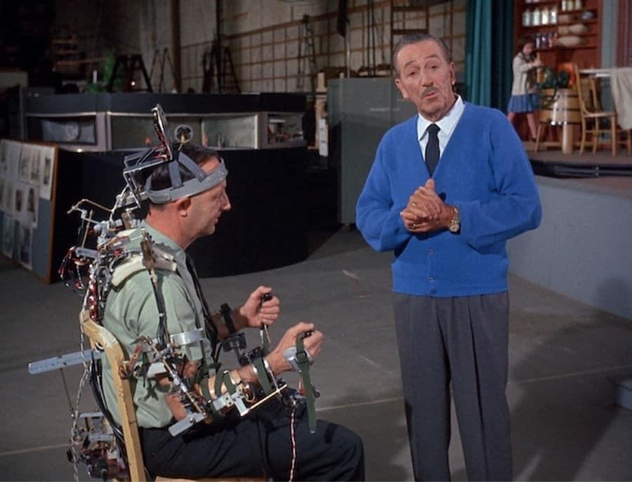 Walt Animatronic